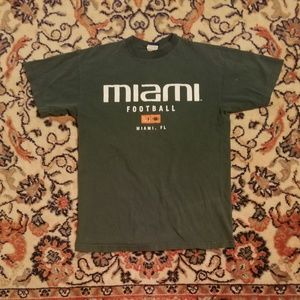 VTG Champs Miami University T Shirt